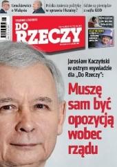 Okładka książki Tygodnik doRzeczy nr 6/208 praca zbiorowa