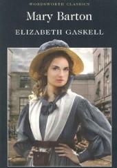 Okładka książki Mary Barton Elizabeth Gaskell