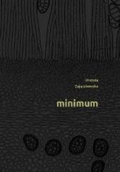 Okładka książki Minimum Urszula Zajączkowska