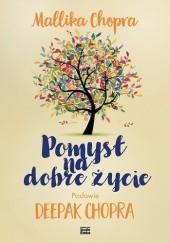 Okładka książki Pomysł na dobre życie