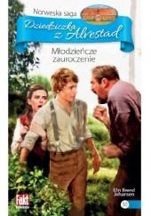 Okładka książki Młodzieńcze zauroczenie Elin Brend Johansen