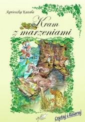 Okładka książki Kram z marzeniami Agnieszka Kazała