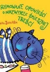 Okładka książki Rymowane opowieści o niezwykle śmiesznej treści Danuta Zawadzka