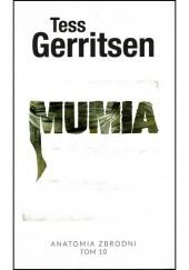 Okładka książki Mumia Tess Gerritsen