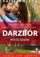 Okładka książki Darzbór wśród lasów Katia Wolska