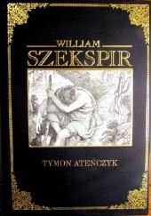 Okładka książki Tymon Ateńczyk William Shakespeare