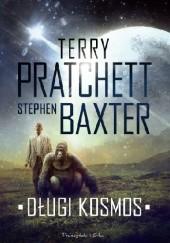 Okładka książki Długi kosmos Terry Pratchett,Stephen Baxter