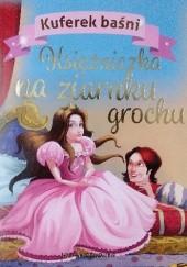 Okładka książki Księżniczka na ziarnku grochu Hans Christian Andersen