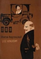 Okładka książki Gość honorowy Diana Raymond