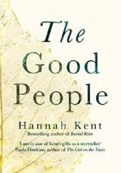 Okładka książki The Good People Hannah Kent