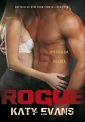 Okładka książki Rogue Katy Evans