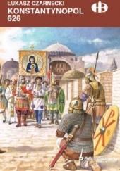 Okładka książki Konstantynopol 626