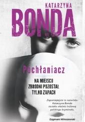 Okładka książki Pochłaniacz Katarzyna Bonda