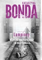 Okładka książki Lampiony Katarzyna Bonda