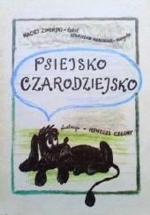 Okładka książki Psiejsko czarodziejsko Maciej Zimiński,Stanisław Marciniak