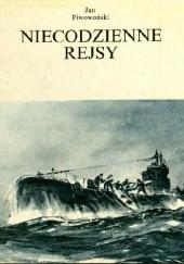 Okładka książki Niecodzienne rejsy Jan Piwowoński