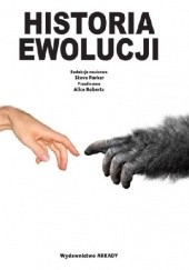Okładka książki Historia ewolucji Steve Parker,Alice Roberts