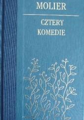 Okładka książki Cztery komedie Molier
