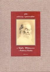 Okładka książki 400 Wierszy i poematów Walt Whitman