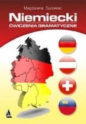Okładka książki Niemiecki. Ćwiczenia gramatyczne Magdalena Surowiec