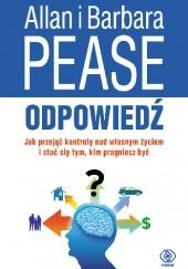 Okładka książki Odpowiedź Allan Pease,Barbara Pease
