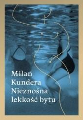 Okładka książki Nieznośna lekkość bytu Milan Kundera