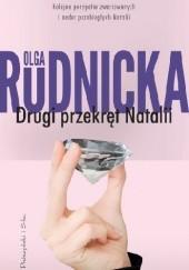 Okładka książki Drugi przekręt Natalii Olga Rudnicka