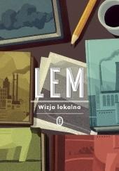 Okładka książki Wizja lokalna Stanisław Lem