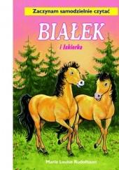 Okładka książki Białek i Iskierka Marie-Louise Rudolfsson