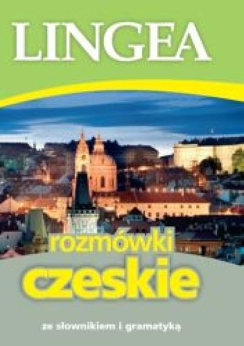 Okładka książki Rozmówki czeskie ze słownikiem i gramatyką praca zbiorowa