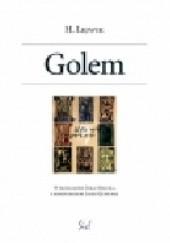 Okładka książki Golem Halper Lejwik