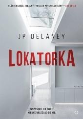 Okładka książki Lokatorka JP Delaney