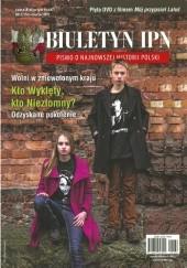 Okładka książki Biuletyn IPN, nr 3 (136) * marzec 2017 praca zbiorowa