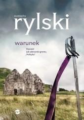 Okładka książki Warunek Eustachy Rylski
