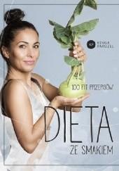 Okładka książki Dieta ze smakiem Kinga Paruzel
