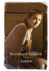 Okładka książki Lektor Bernhard Schlink