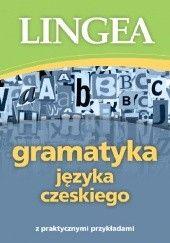 Okładka książki Gramatyka języka czeskiego z praktycznymi przykładami