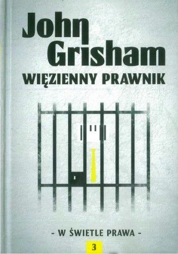 Okładka książki Więzienny prawnik John Grisham