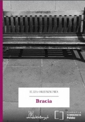 Okładka książki Bracia Eliza Orzeszkowa