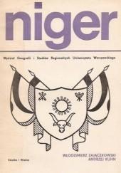 Okładka książki Niger
