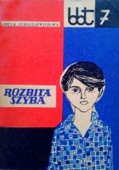Okładka książki Rozbita szyba Irena Jurgielewiczowa