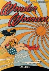 Okładka książki The Little Book of Wonder Woman Paul Levitz