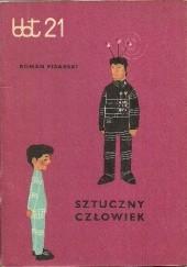 Okładka książki Sztuczny człowiek Roman Pisarski