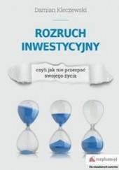 Okładka książki Rozruch inwestycyjny Damian Kleczewski