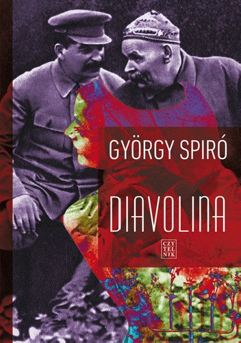Okładka książki Diavolina György Spiró