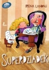 Okładka książki Superdziadek Irena Landau