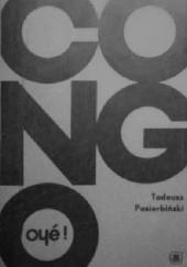 Okładka książki Congo oye! Tadeusz M. Pasierbiński