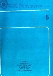 Okładka książki Nowe tendencje w postępowaniu z młodzieżą społecznie nieprzystosowaną Barbara Kowalska,praca zbiorowa,Maria Ziemska,Teodor Bulenda,Barbara Kowalska-Ehrich