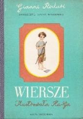 Okładka książki Wiersze Gianni Rodari