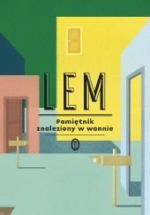 Okładka książki Pamiętnik znaleziony w wannie Stanisław Lem